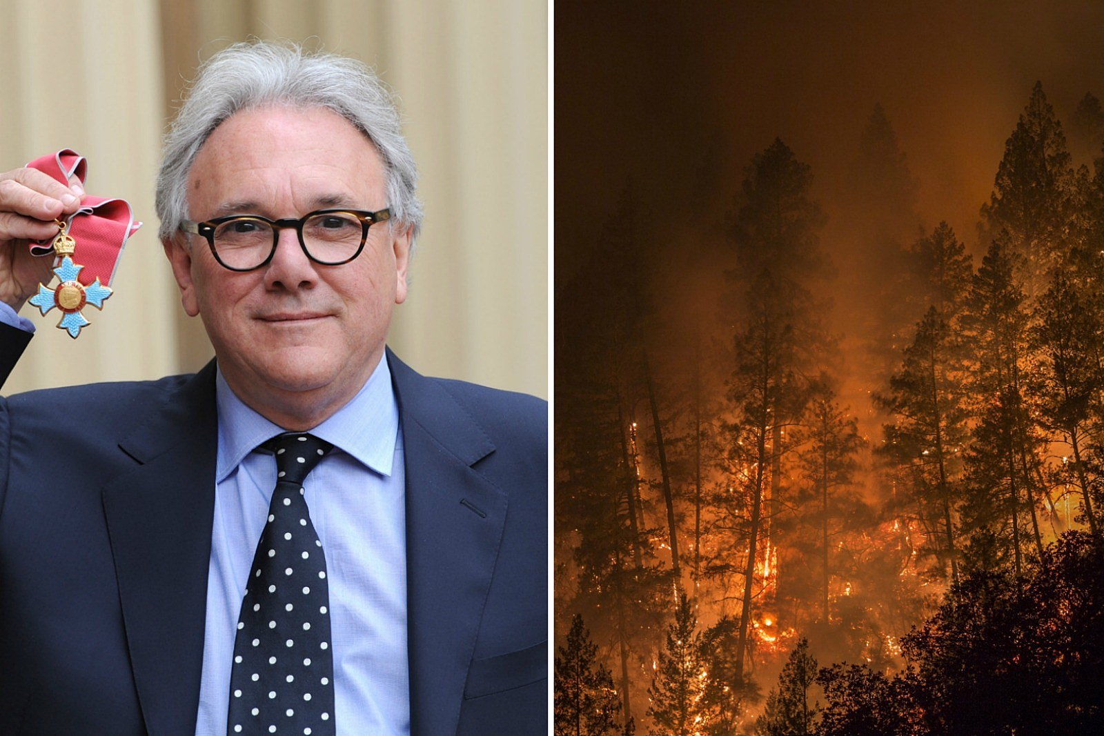 Trevor Horn's Studio Burned to the Ground in California Wildfires