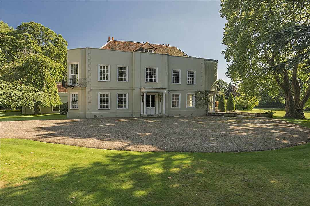 Ozzy Osbourne's Former Mansion Is Back on the Market: Photos