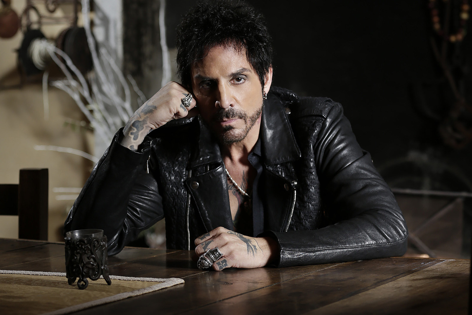 Former Journey Drummer Deen Castronovo Gets Back to Music: Exclusive Interview