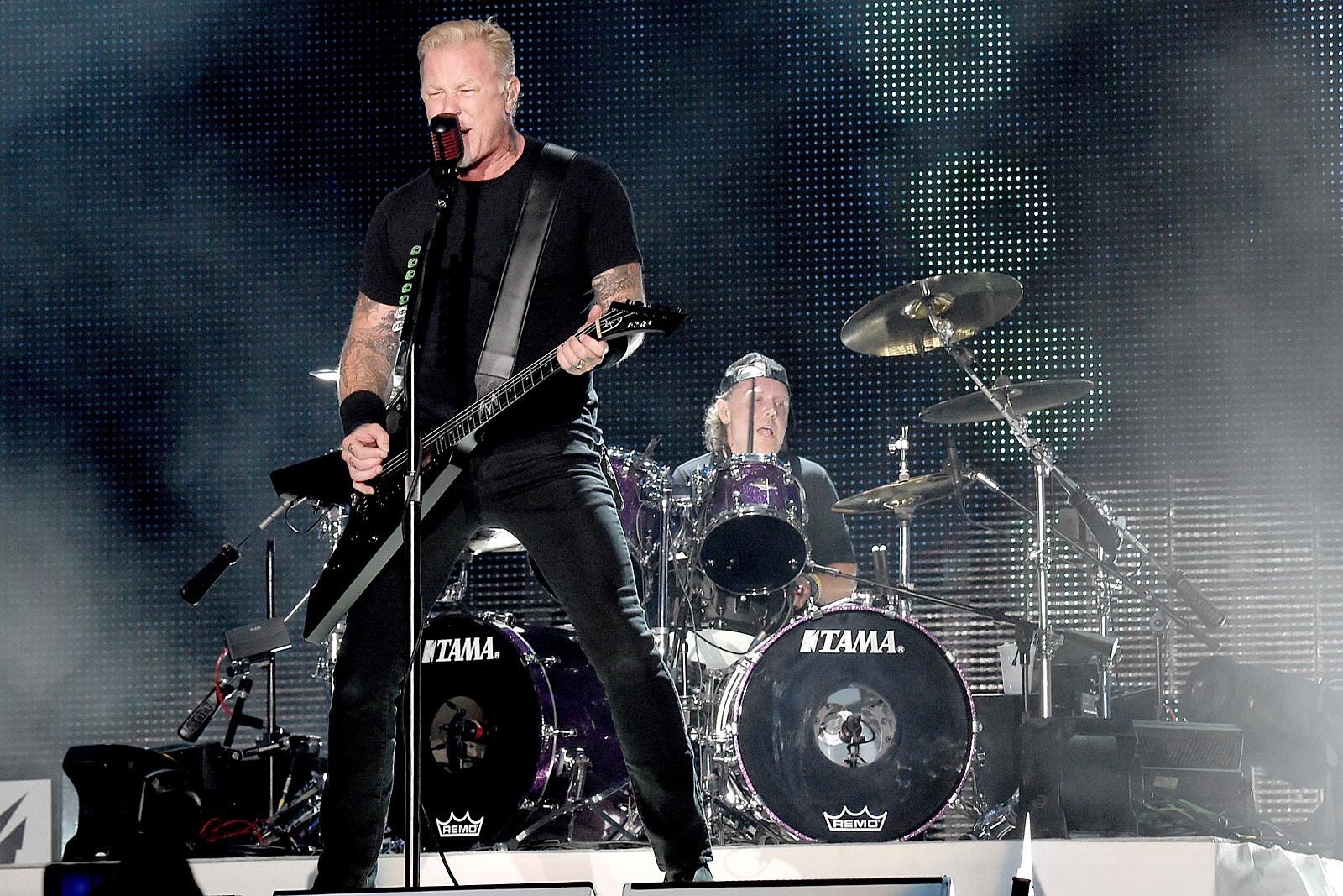Metallica Manager Discusses 'Simple' Success Secret