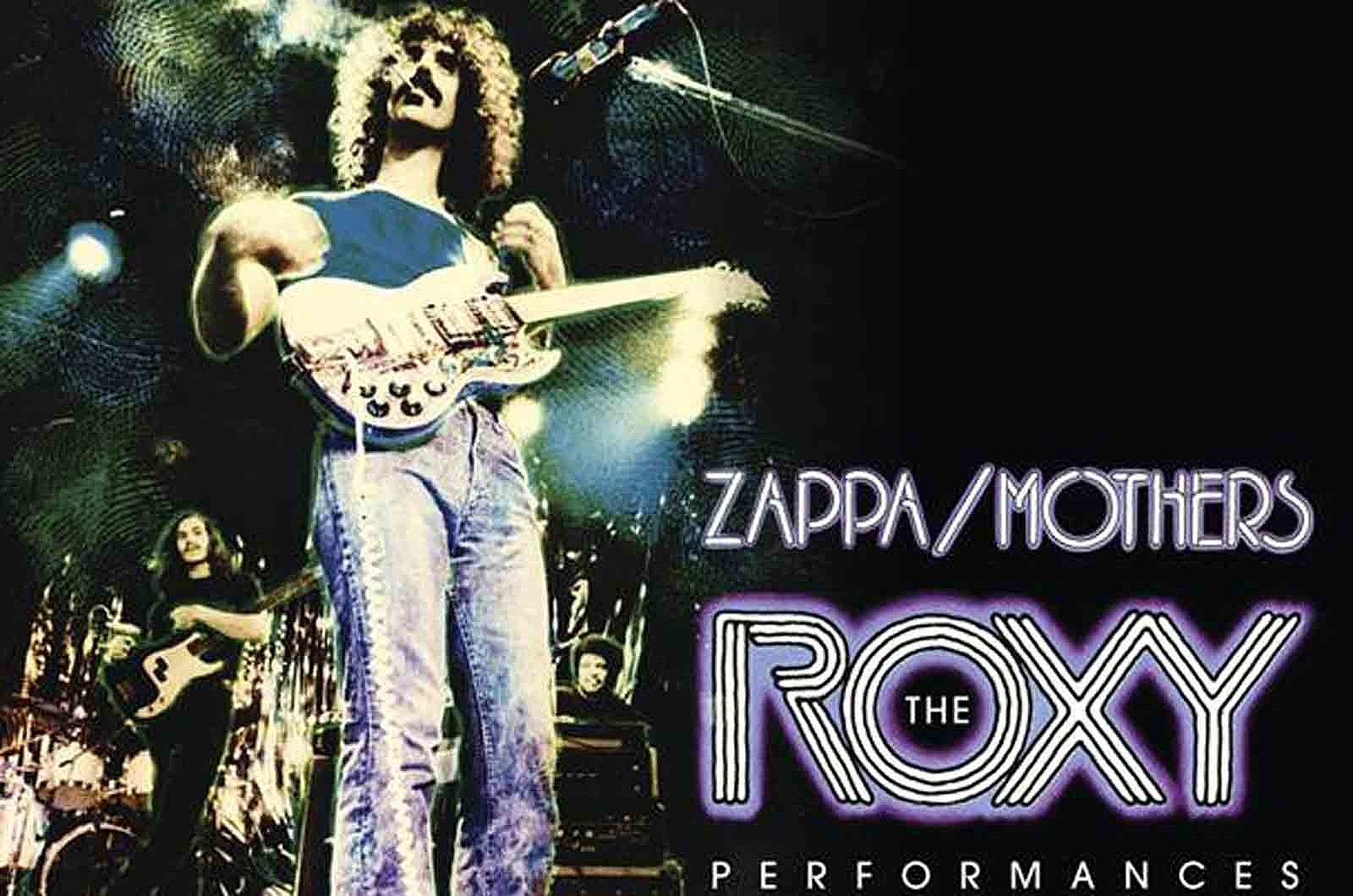 Frank Zappa's Roxy Shows Collected on New Box