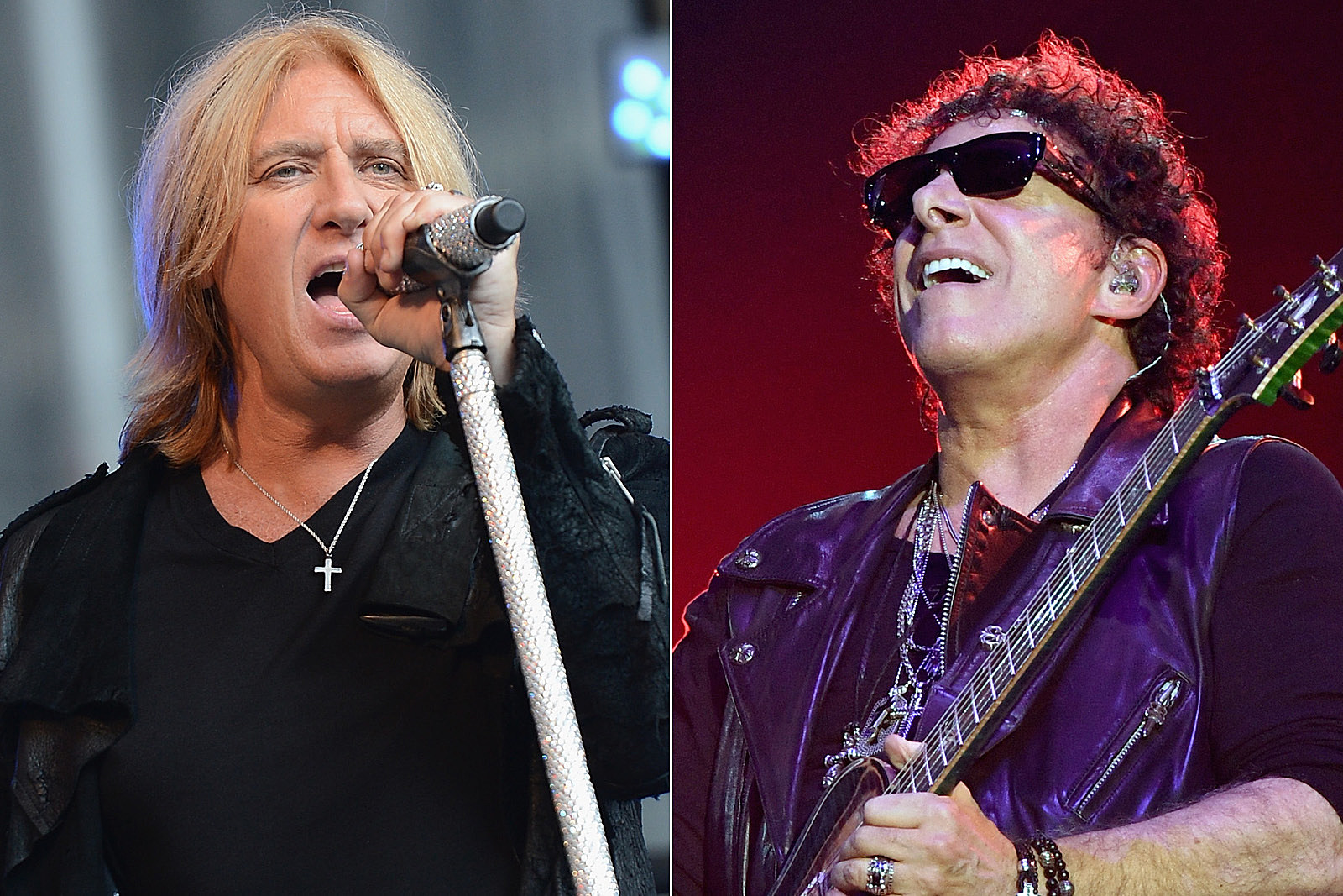 Def Leppard and Journey Confirm 2018 Tour Together