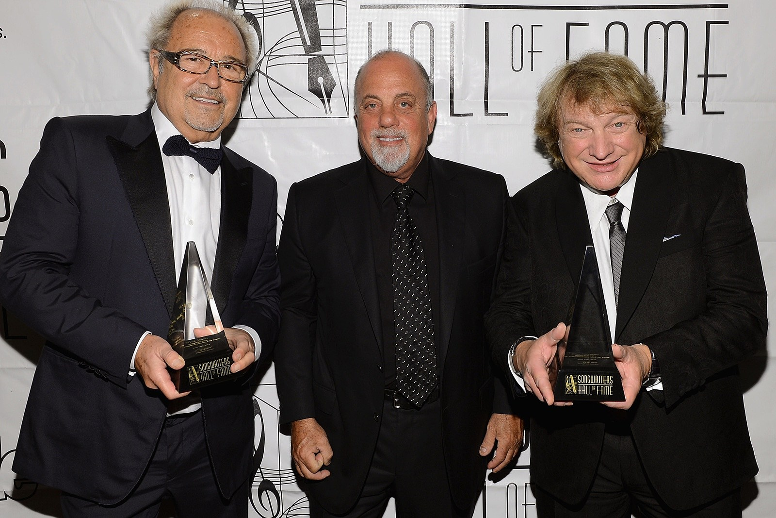 Watch Lou Gramm and Mick Jones Perform Onstage With Billy Joel
