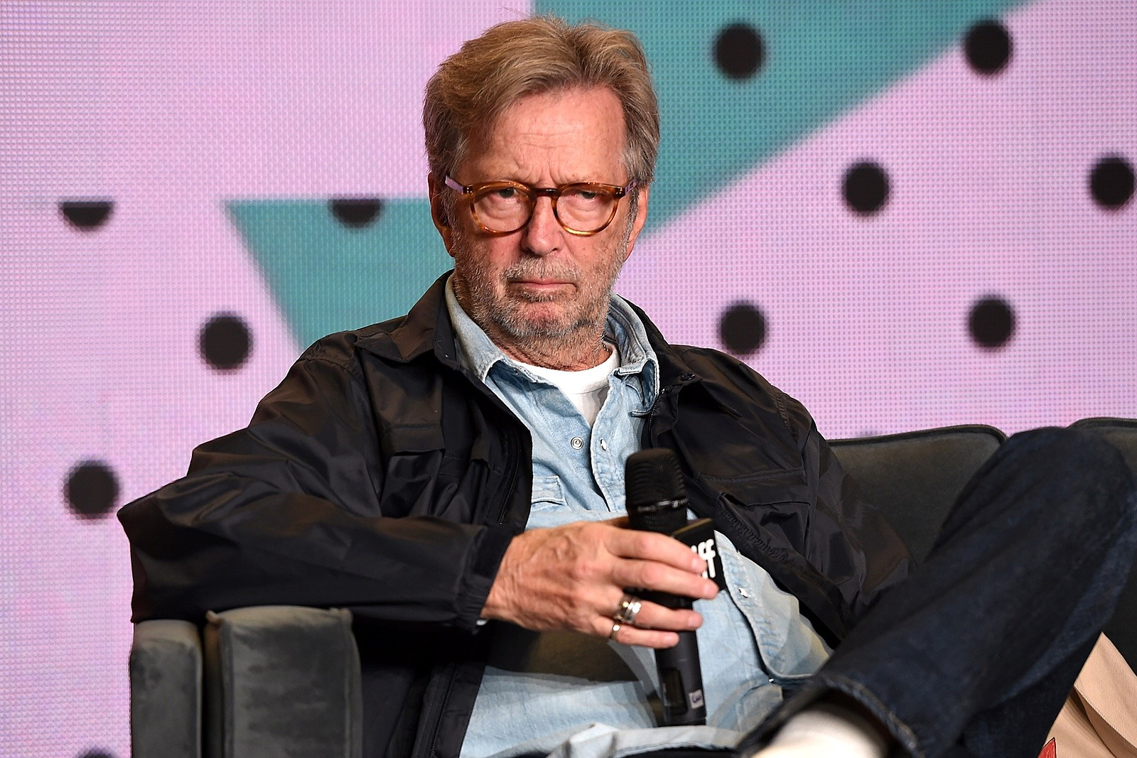 Eric Clapton Confesses Shame Over Racist Remarks