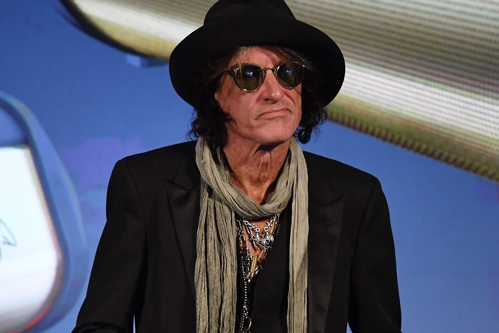 Joe Perry Assembles All-Star Band for Solo Dates