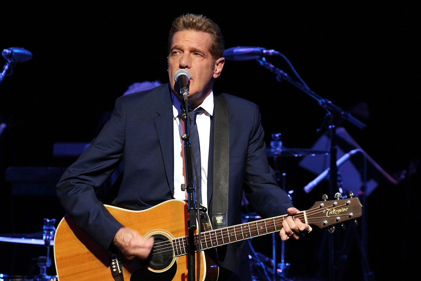 Glenn Frey's Widow Files Wrongful Death Suit Against His Hospital and Doctor