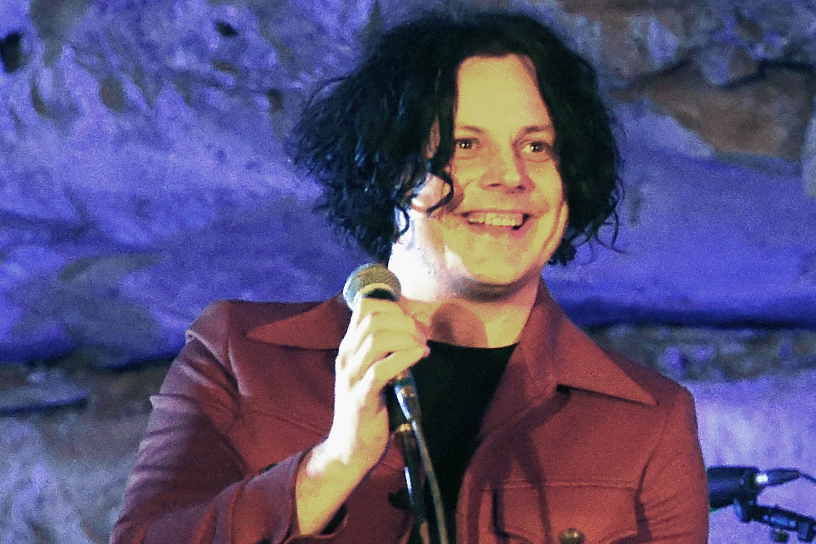 Jack White Plays First Show in Nearly Two Years