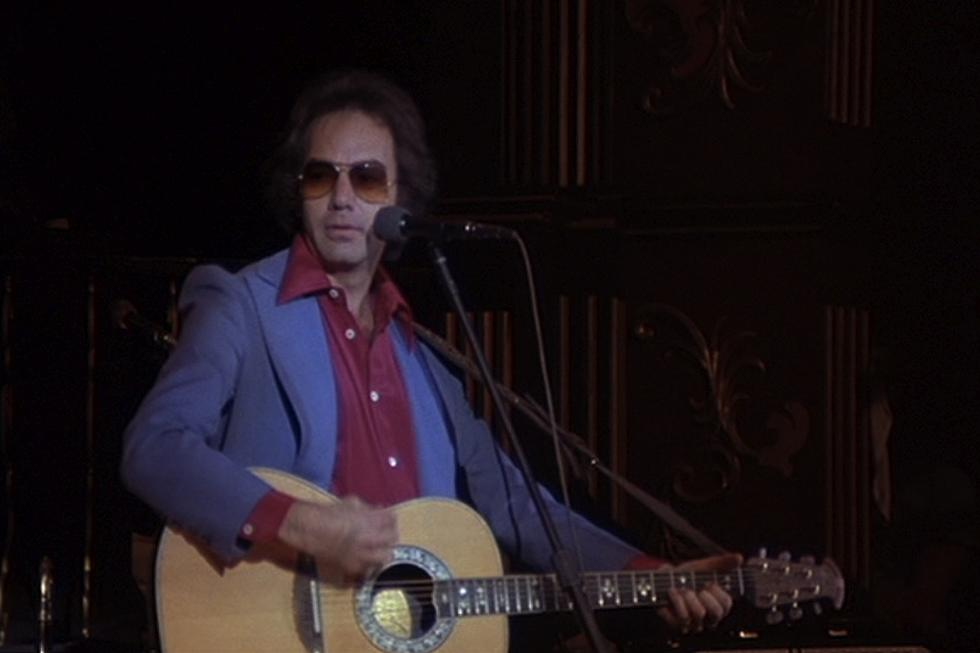 When Neil Diamond Joined the Band for \'The Last Waltz\'