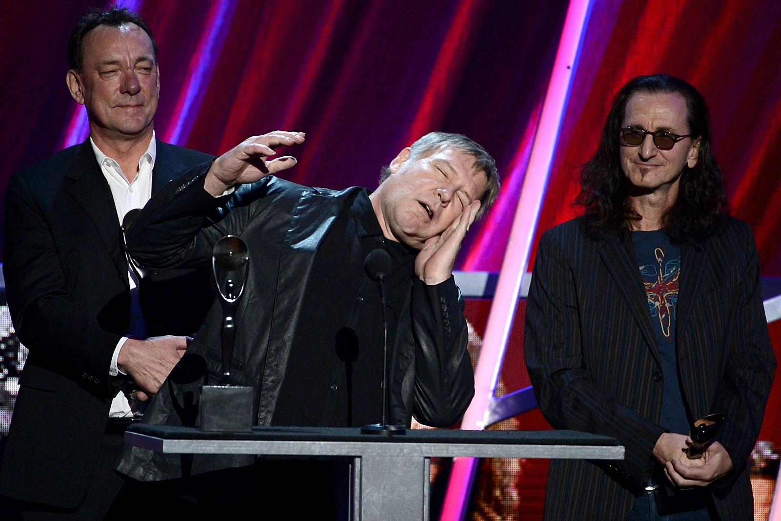 Alex Lifeson Admits Rush Are 'Basically Done'