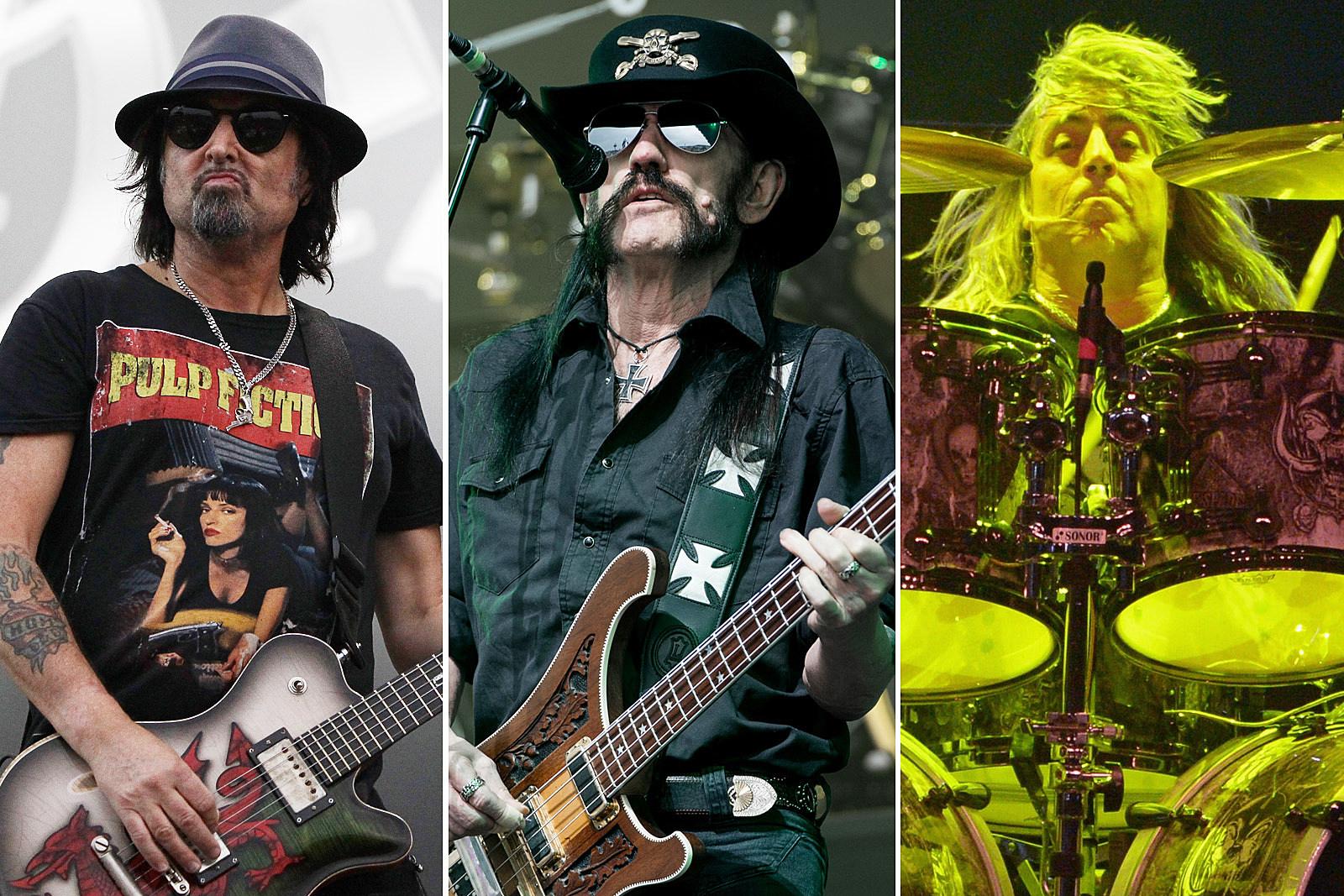 Motorhead Survivors Preparing Lemmy Tribute Shows