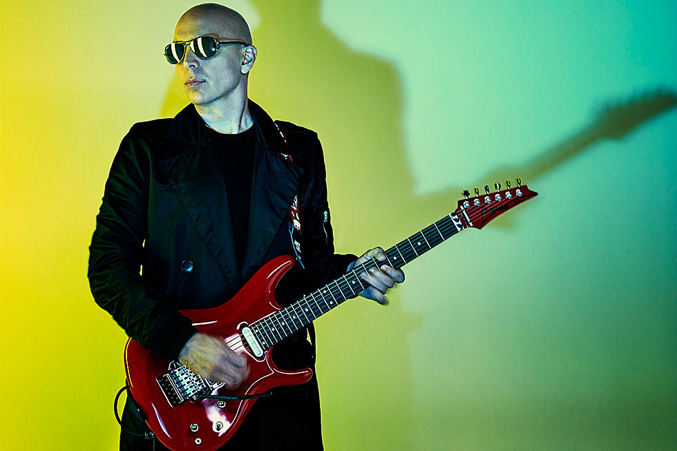 Joe Satriani: New LP Inspired by Urge to Do \'Something Different\'