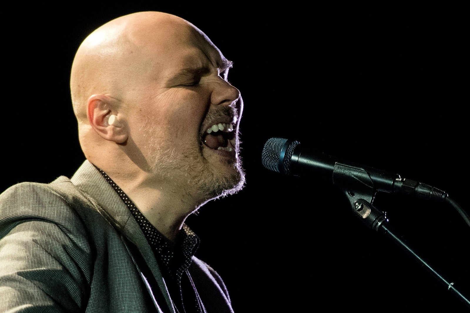 Billy Corgan Reveals Eight New Smashing Pumpkins Song Titles