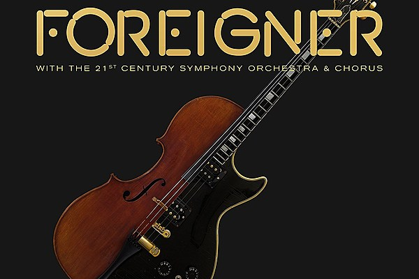 Foreigner Announce Live Orchestral Cd Dvd Release