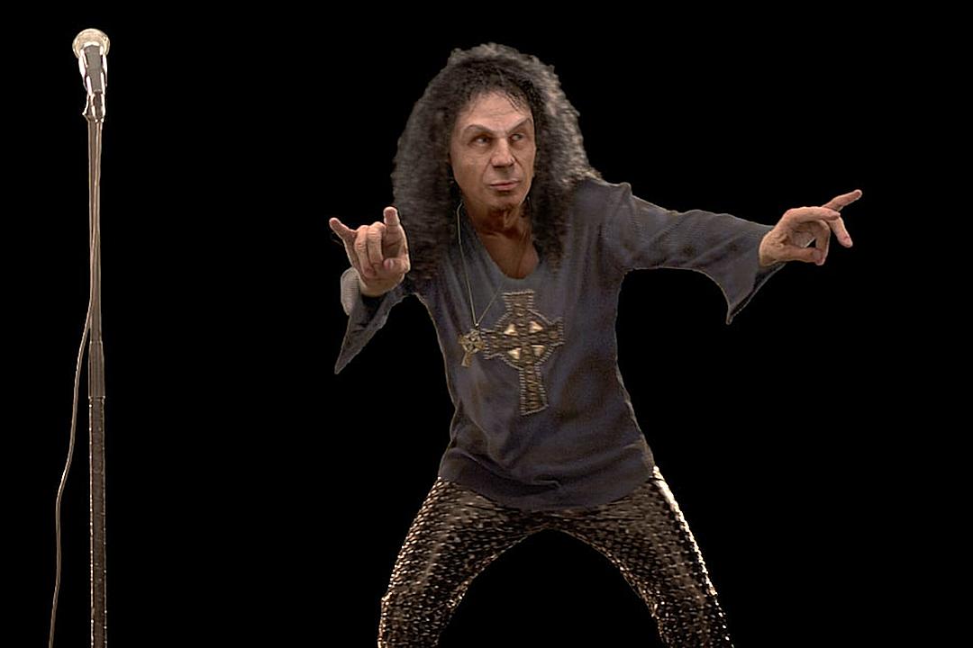 Dio Drummer Reveals Downside of Hologram Shows