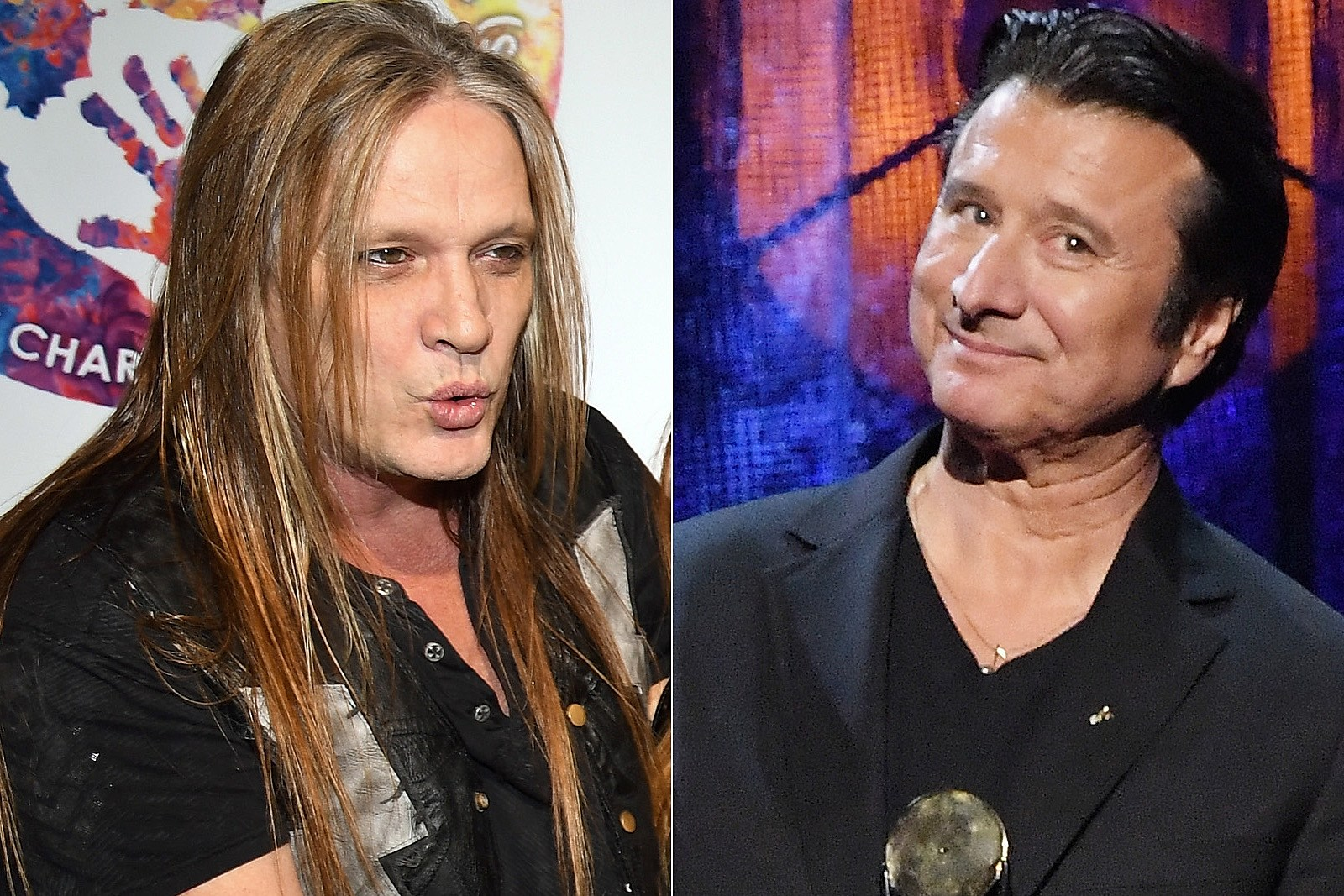 Sebastian Bach Saw Steve Perry at Jerry Cantrell's Birthday Party