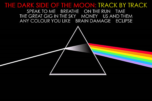 Pink Floyd's 'The Dark Side of the Moon': A Track-by-Track Guide