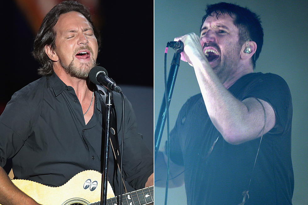 Watch Eddie Vedder Cover Nine Inch Nails\' \'Hurt\'
