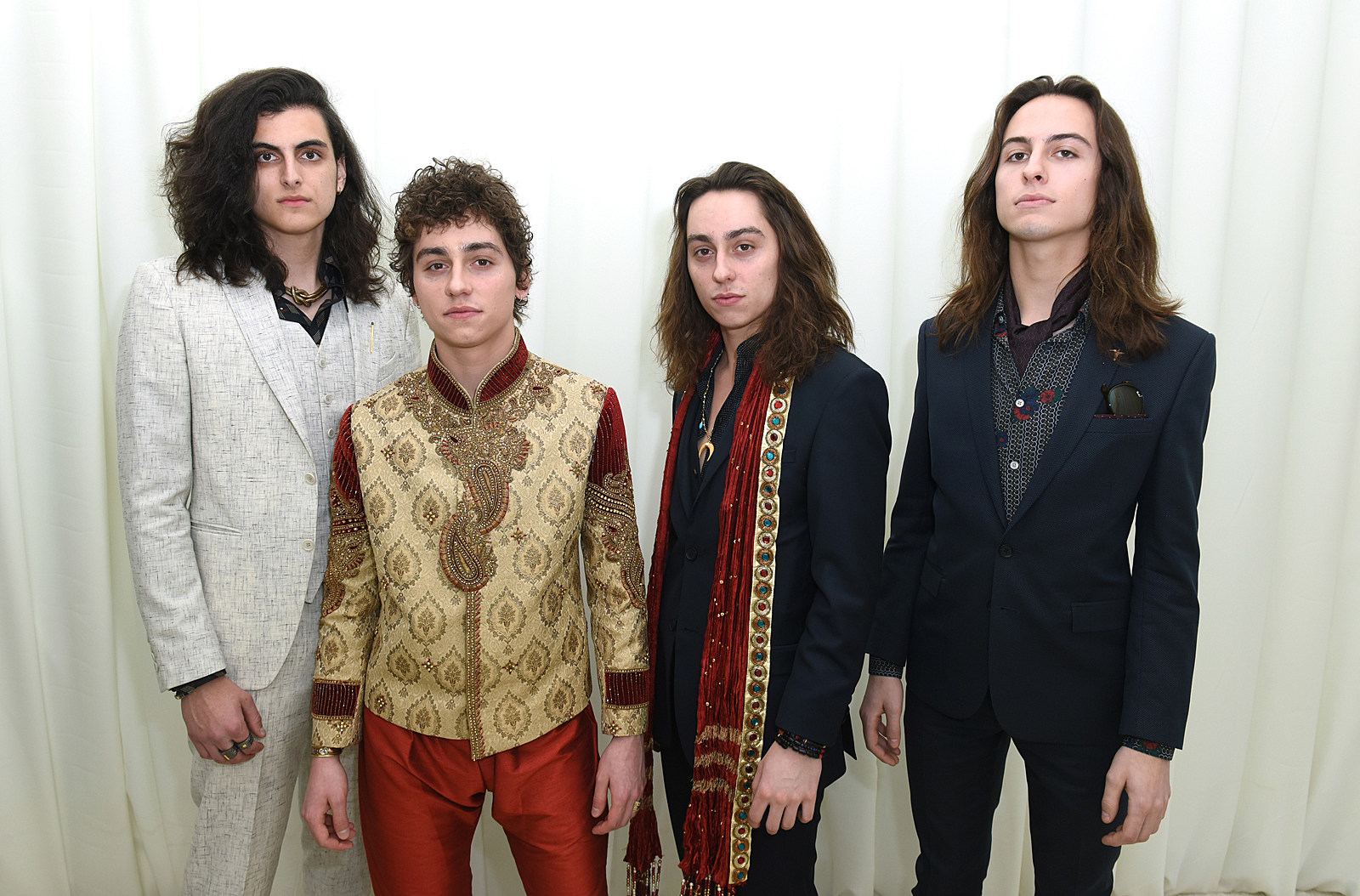 Greta Van Fleet Debut Album Nearly Done, Due This Year