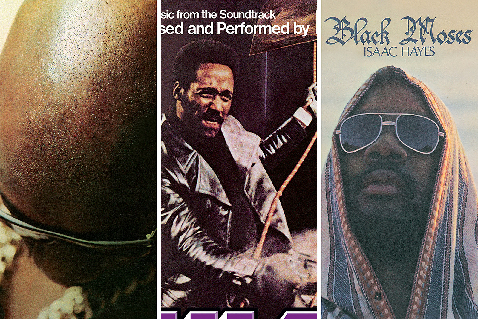 Isaac Hayes Reissues Album Review