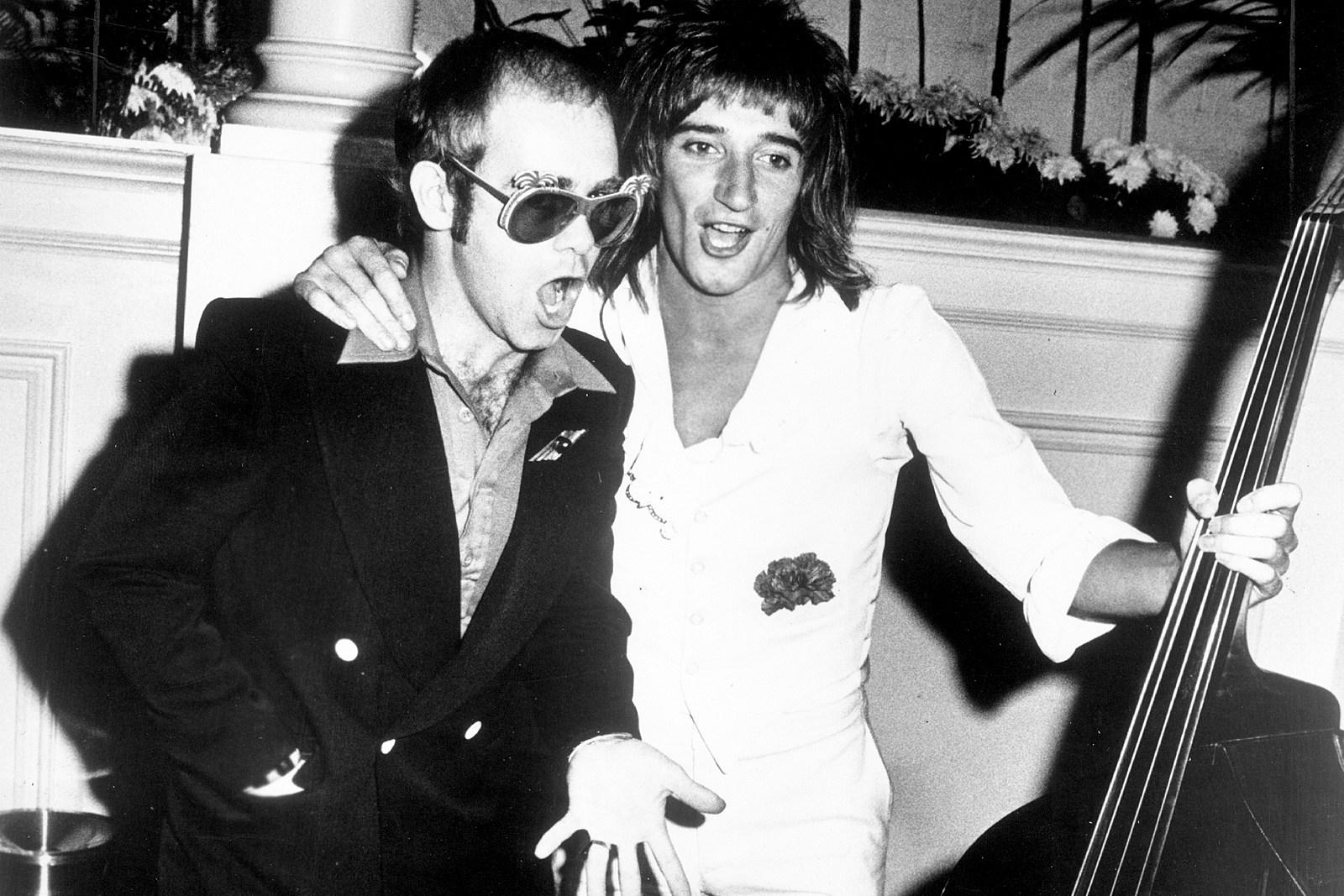 Rod Stewart Mocks Elton John's Retirement Tour as 'Dishonest'