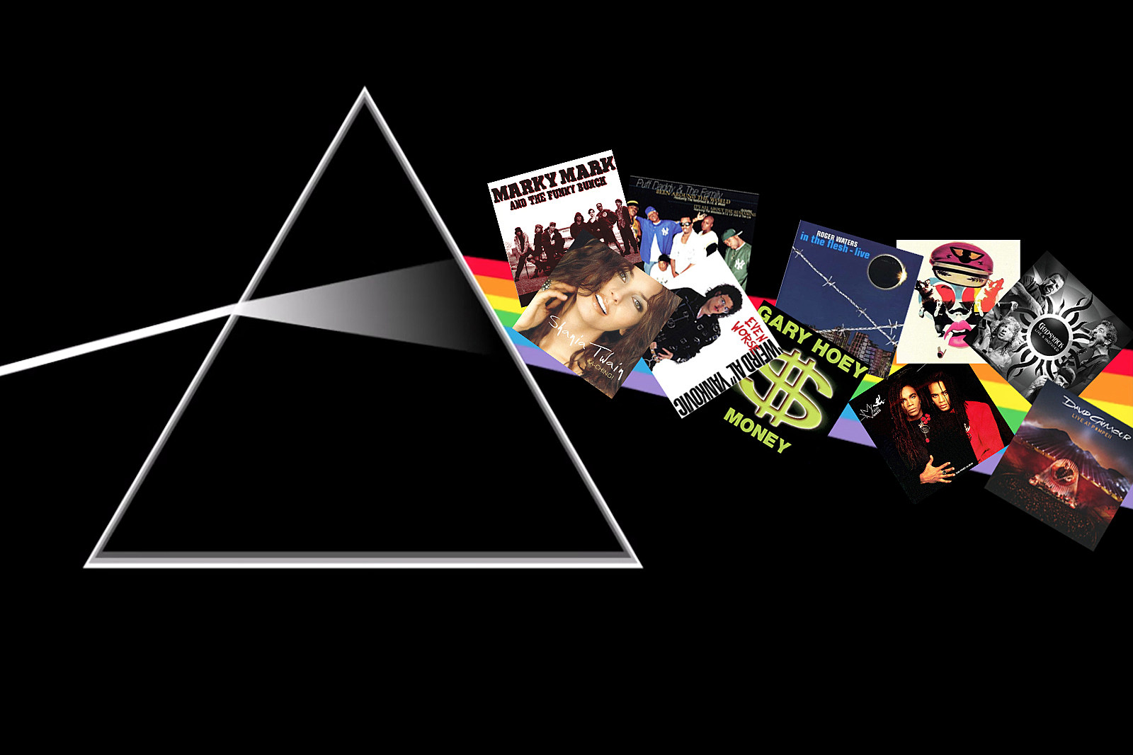 Pink Floyd became an example for Metallica 08/11/2010 80