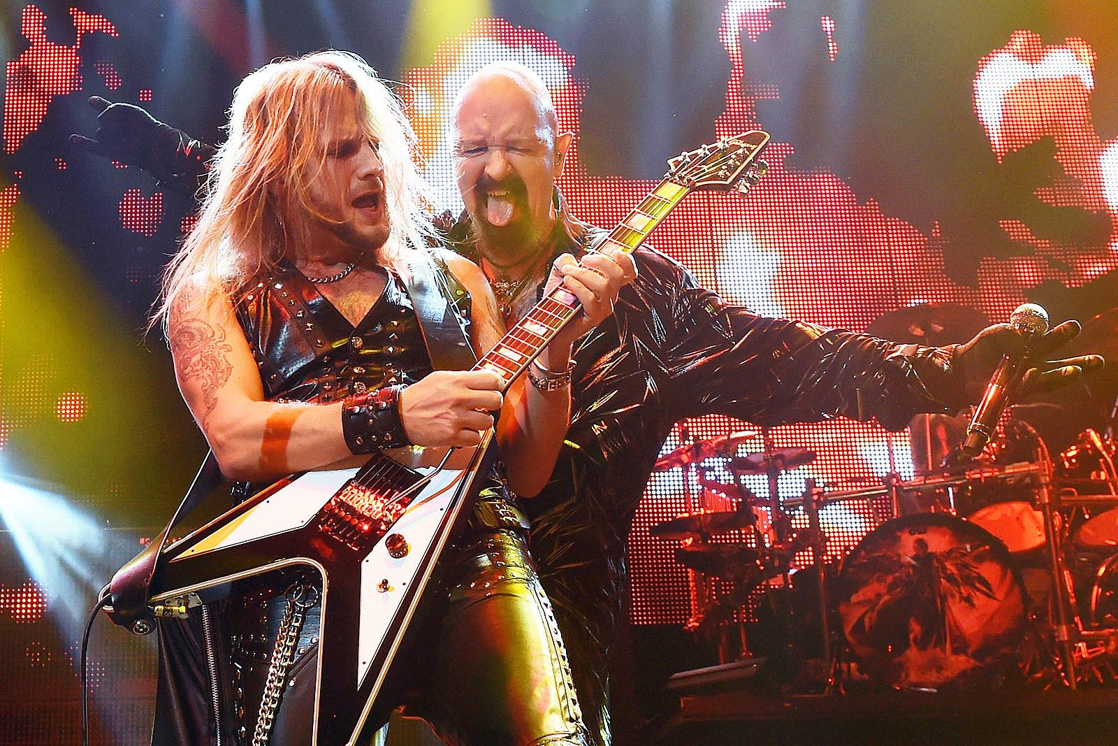 Judas Priest's 'Firepower' Is Their Highest Charting Album Ever