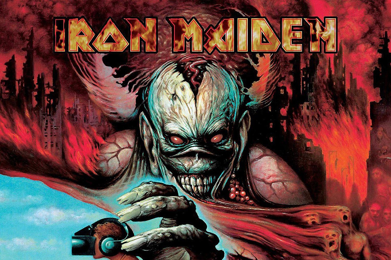 20 Years Ago: Iron Maiden's 'Virtual XI' Marks the End of the Blaze Bayley Era