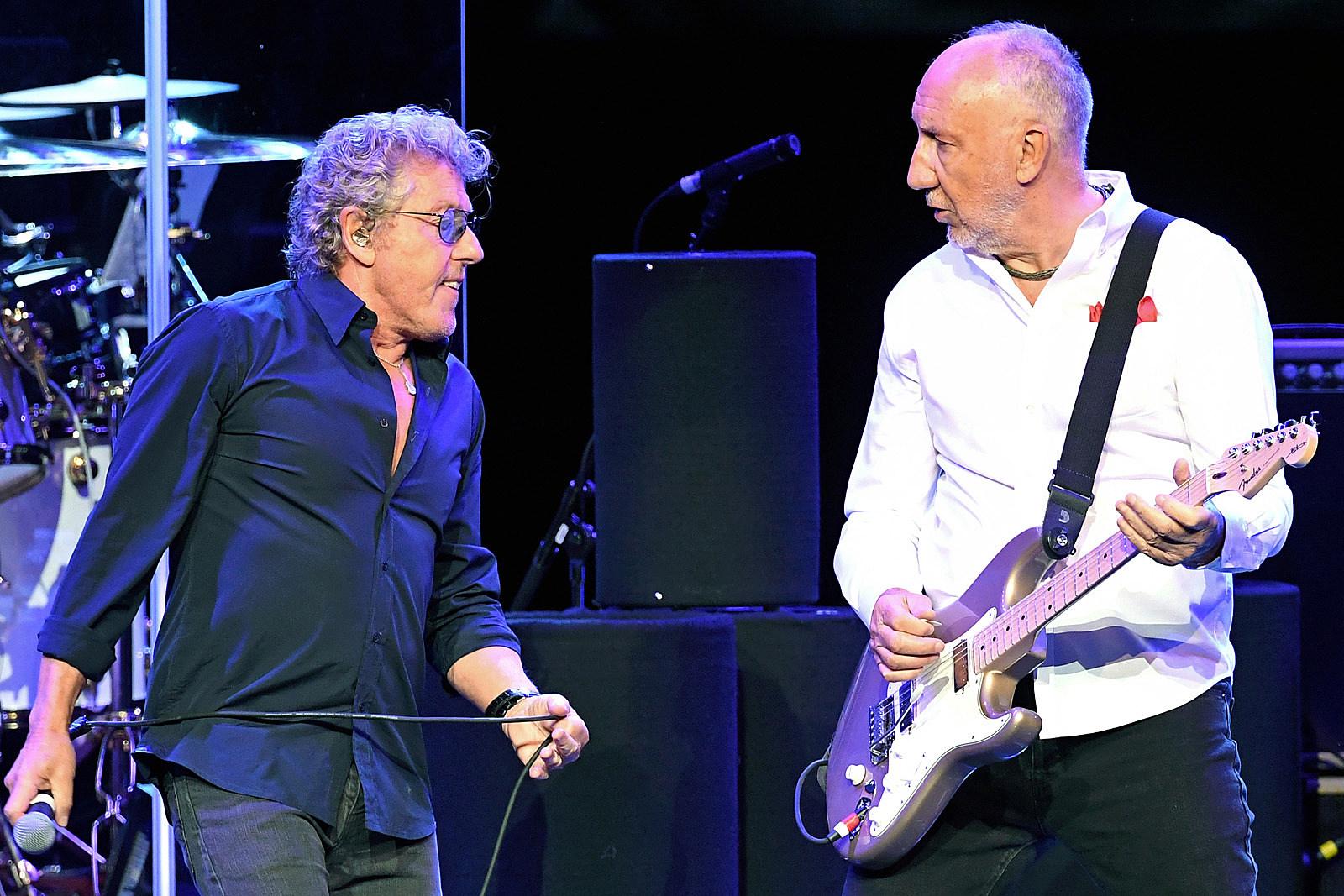 Pete Townshend Saved Roger Daltrey's New Solo Album