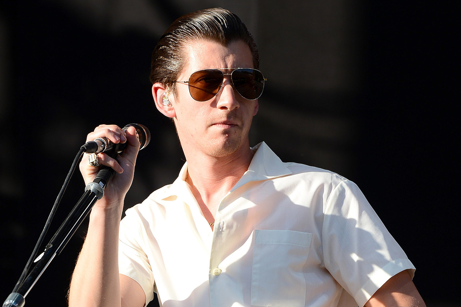 Arctic Monkeys Aren't Previewing Songs From Their New Album