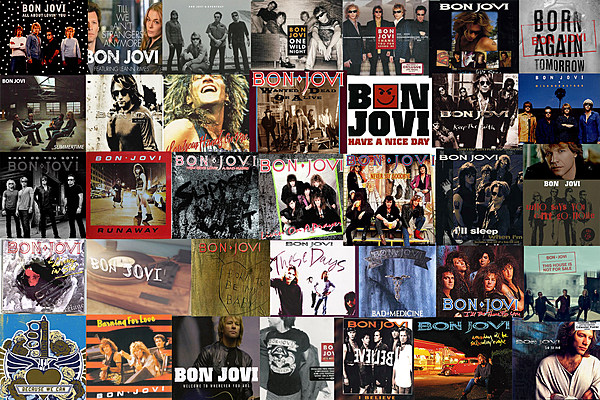 All 334 Bon Jovi Songs Ranked Worst To Best