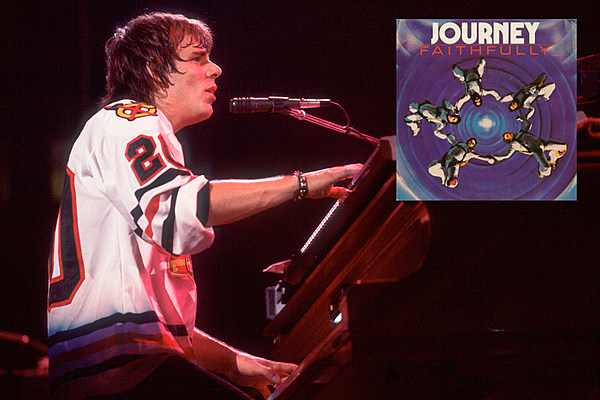 35 Years Ago Journeys Faithfully Arrives In A Dream