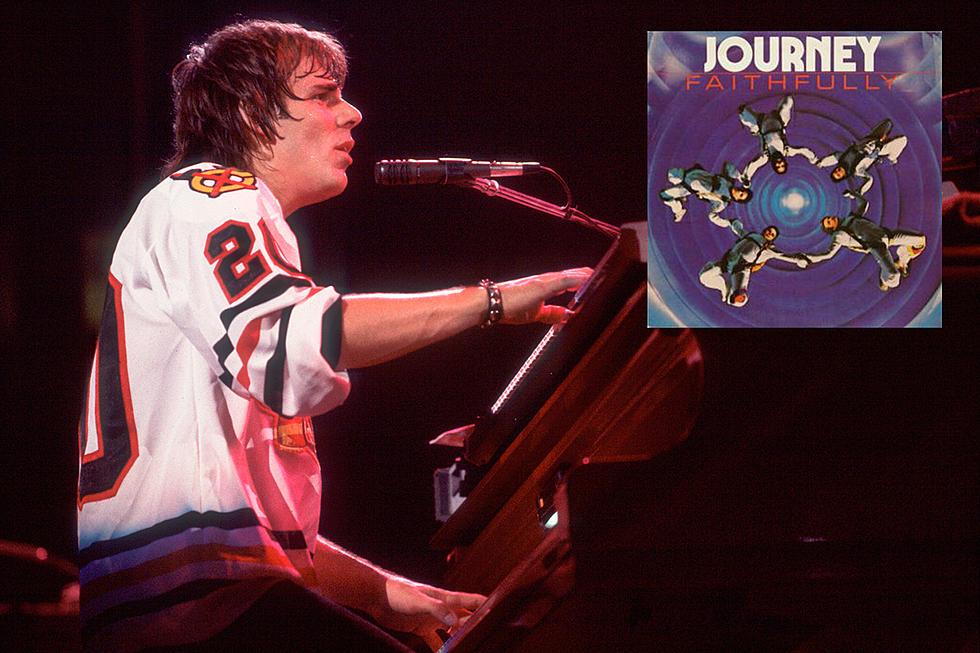 35 Years Ago Journeys Faithfully Arrives In A Dream