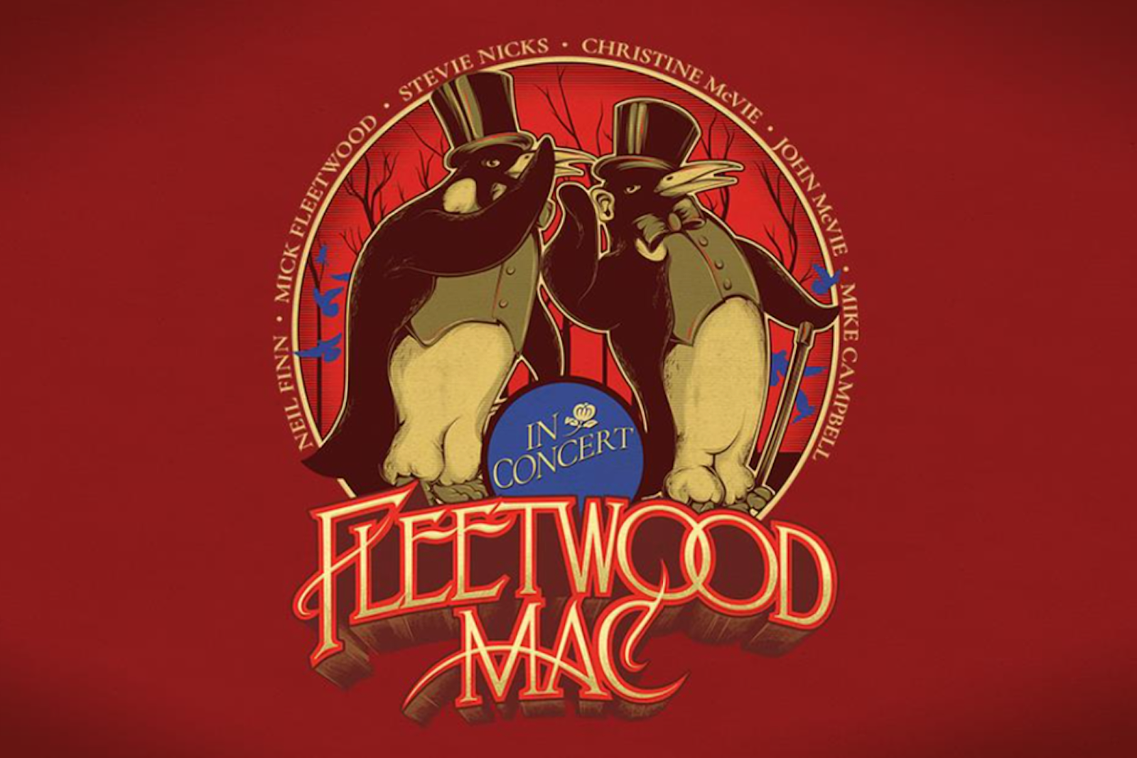 Fleetwood Mac Announce Expansive 2018-19 Tour Without Lindsey Buckingham