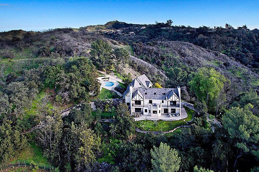Guess Who's Selling This $4.95 Million Rock Star Home? Exactly.