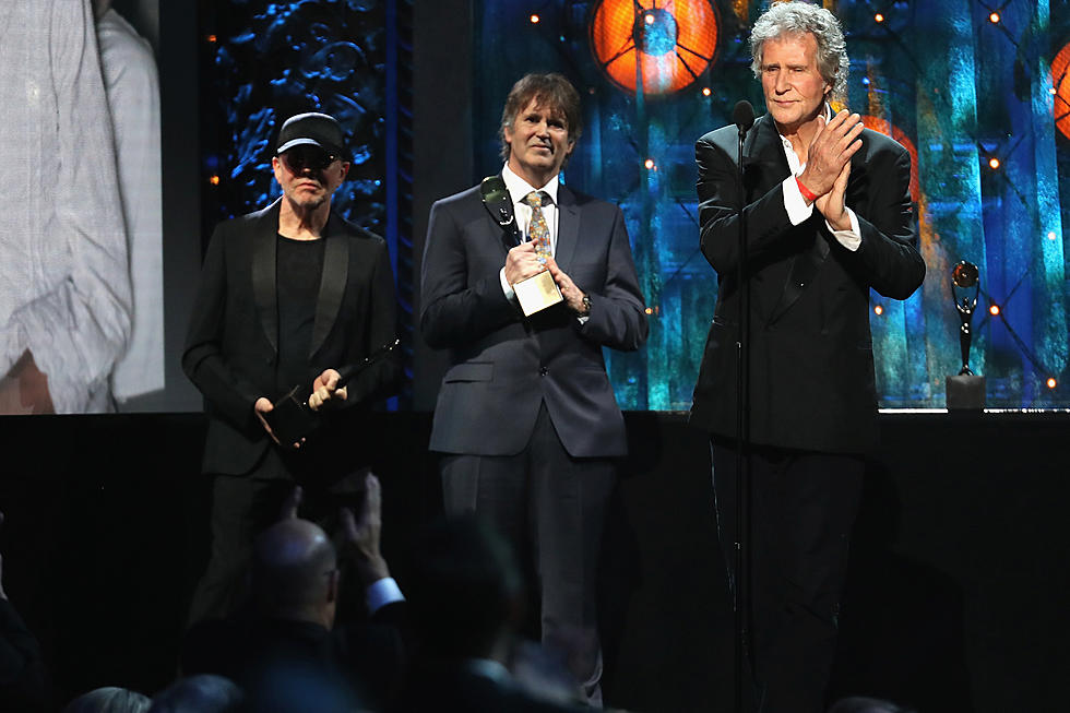 Dire Straits Inducted Into the Rock and Roll Hall of Fame