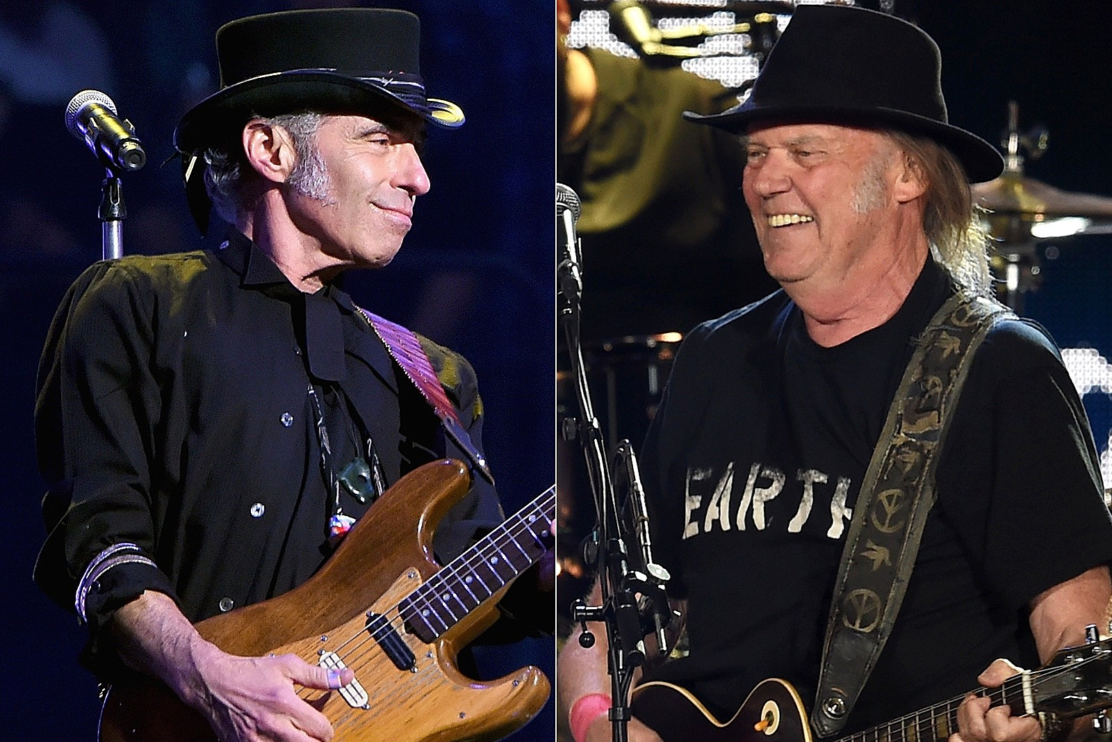 Lofgren In, Poncho Out, for Neil Young's Next Crazy Horse Lineup
