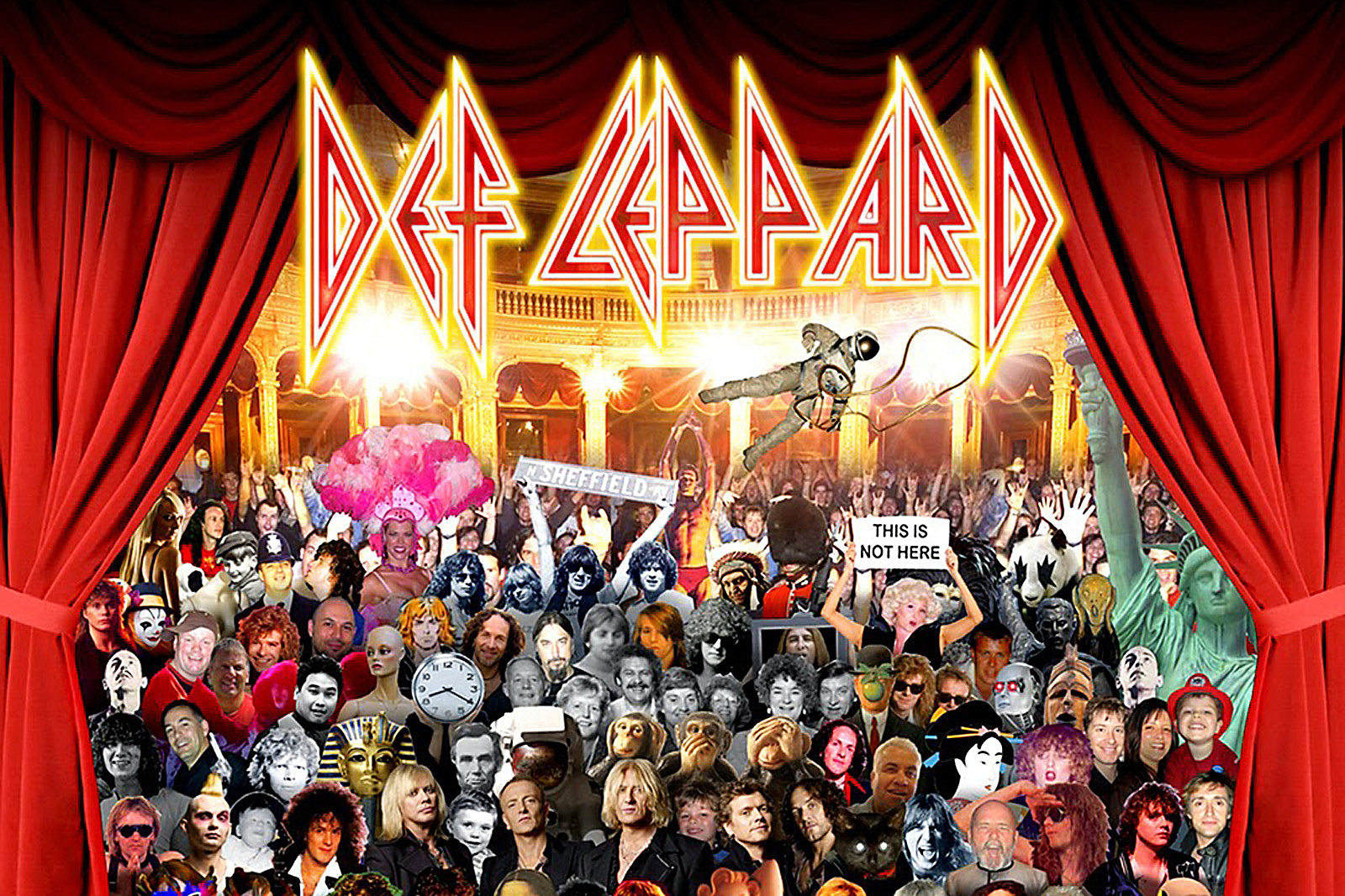 10 Years Ago: Def Leppard Take Some Risks on 'Songs From the Sparkle Lounge'