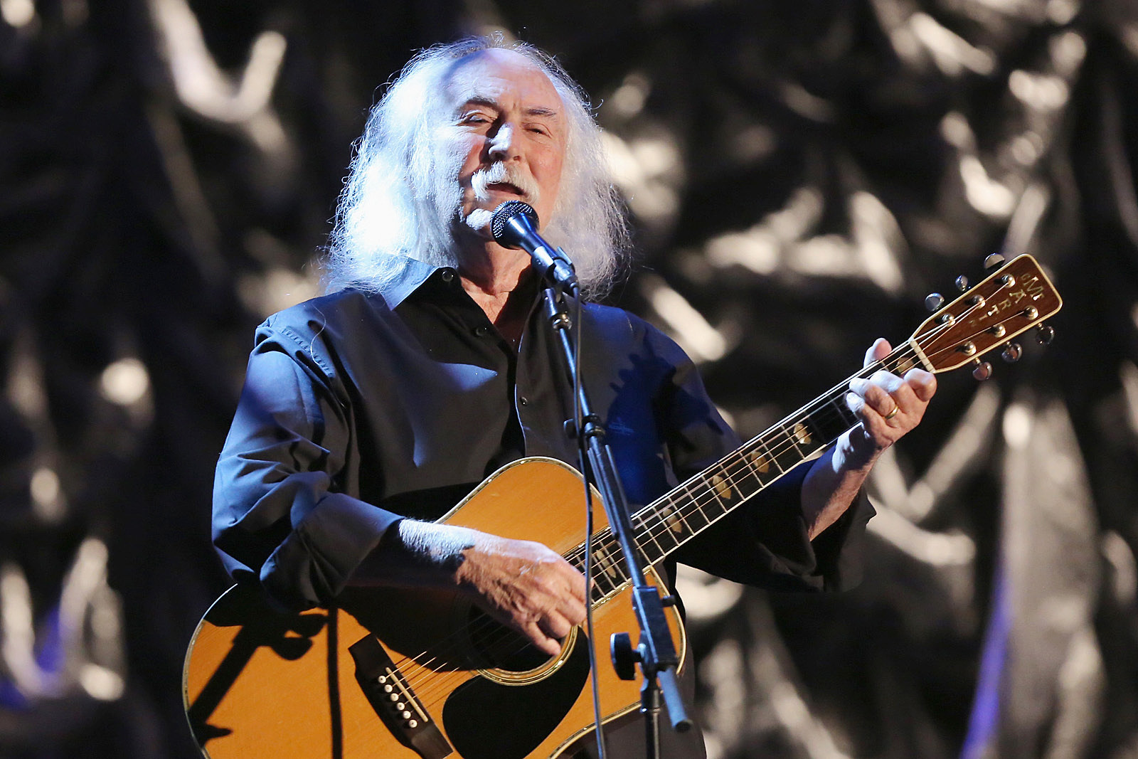 David Crosby Says Being a Social Outcast Is Educational