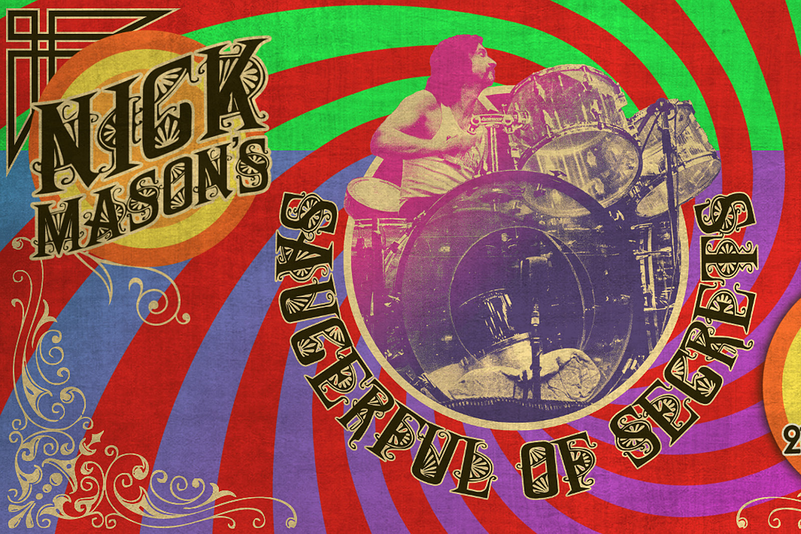 Nick Mason's Pink Floyd Supergroup Play First Show: Set List, Video