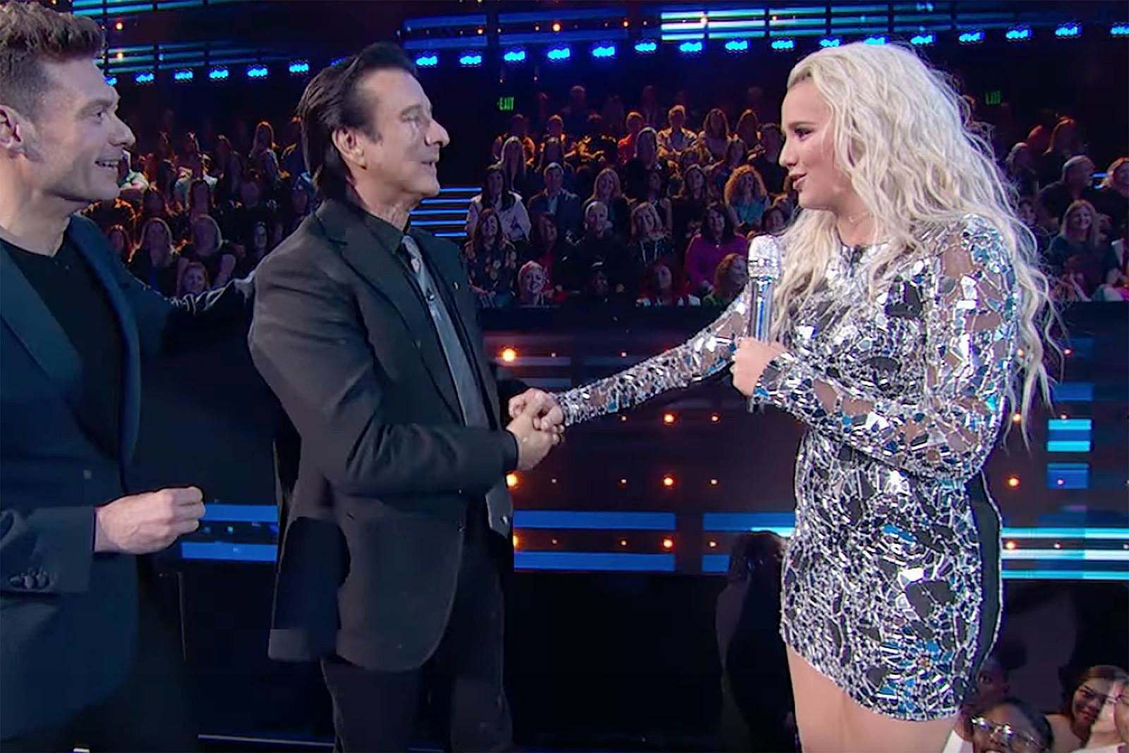 Watch Steve Perry Surprise 'American Idol' Contestant Who Sang 'Don't Stop Believin""