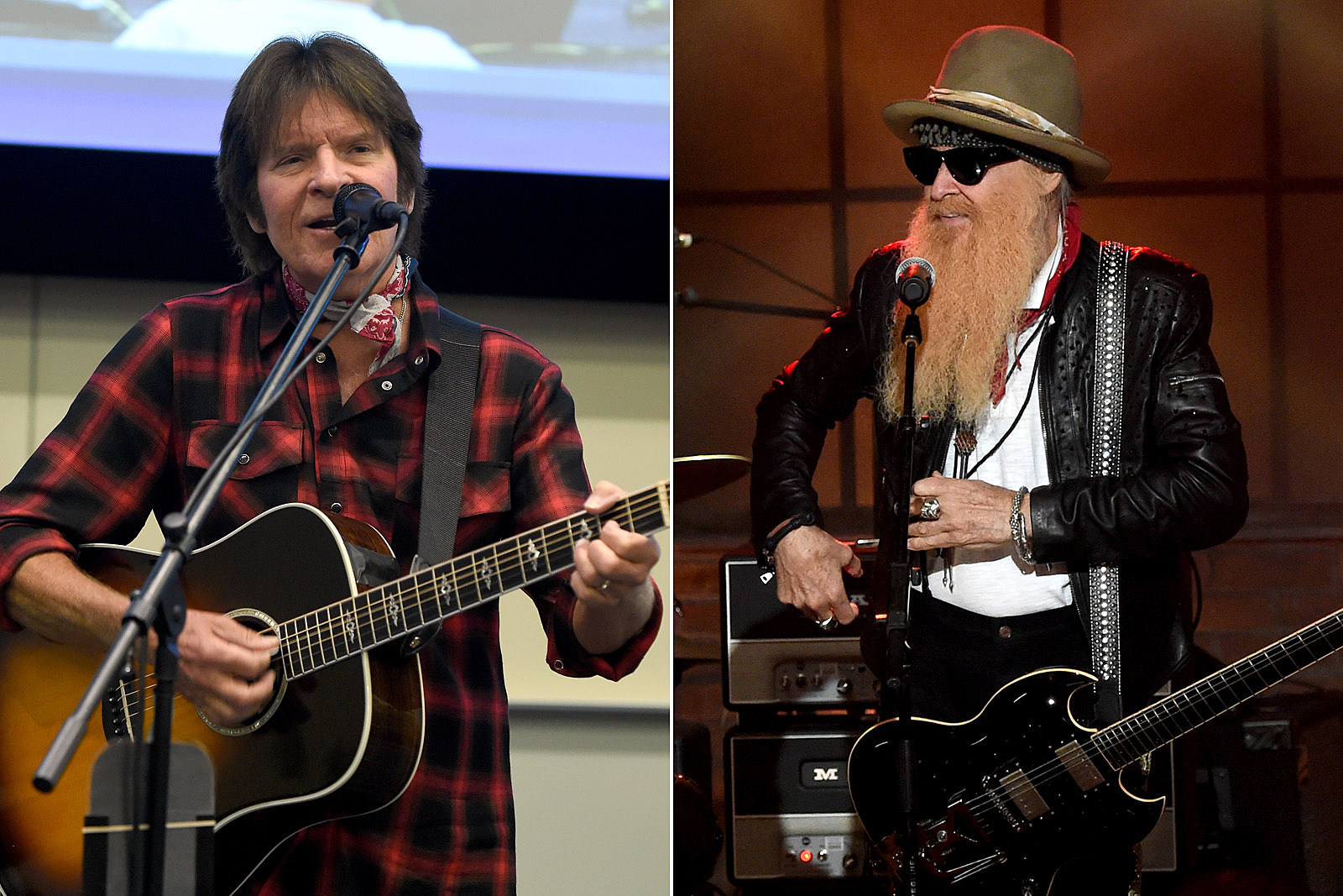 John Fogerty and ZZ Top Kick Off 'Blues and Bayous' Tour: Set List