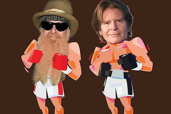 john fogerty zz top blues and bayous tour a tale of the tape. Black Bedroom Furniture Sets. Home Design Ideas