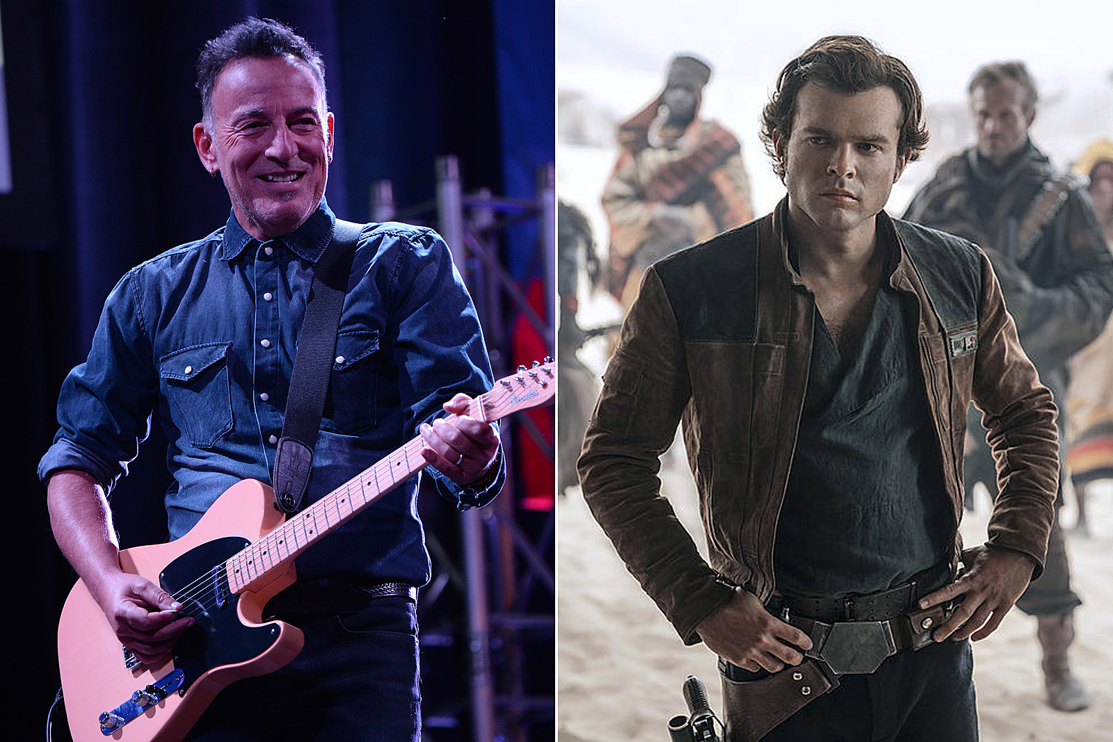 Bruce Springsteen Inspired a Plot Point in 'Solo: A Star Wars Story'