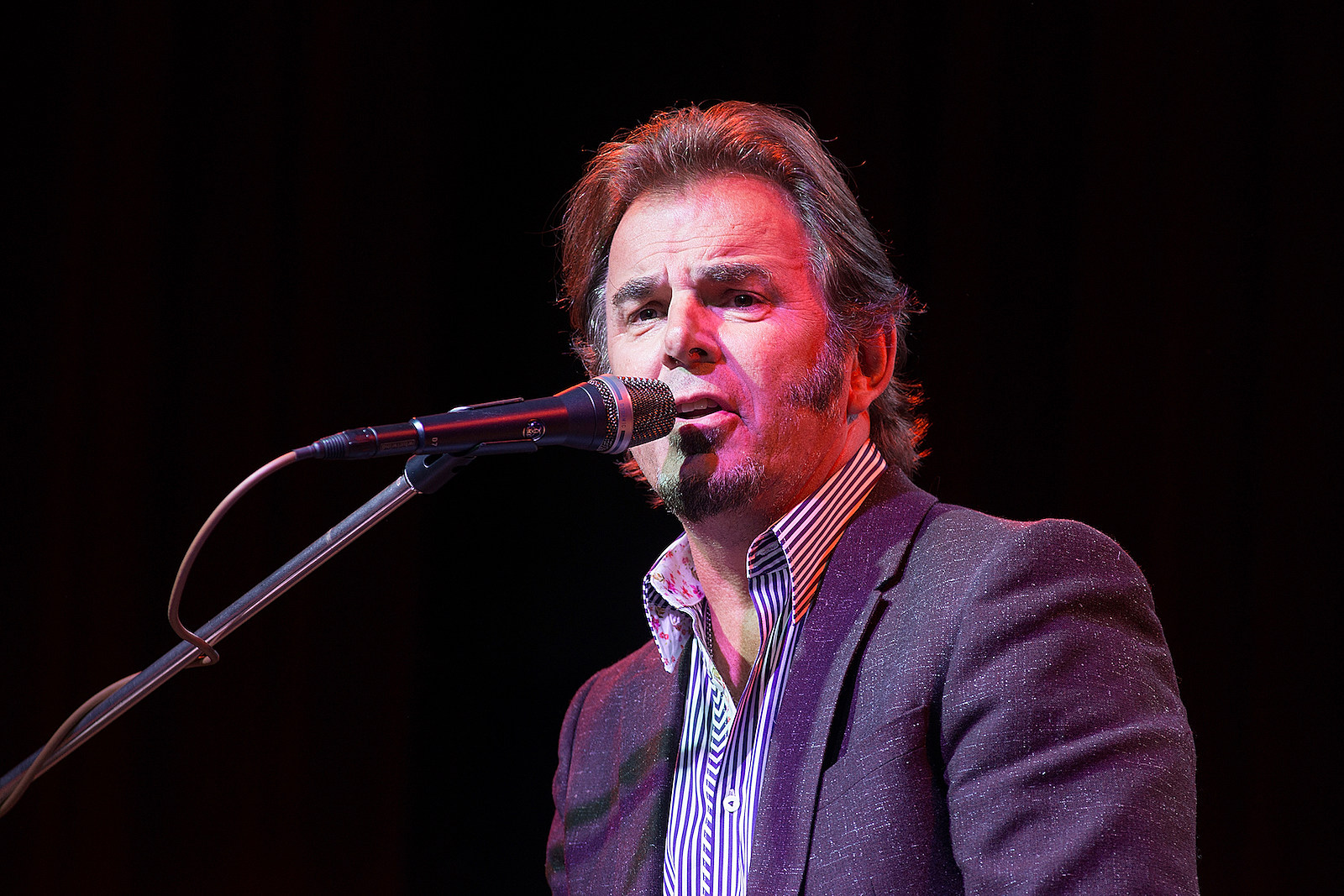 Jonathan Cain's Journey to Stardom Began With Unlikely Instrument