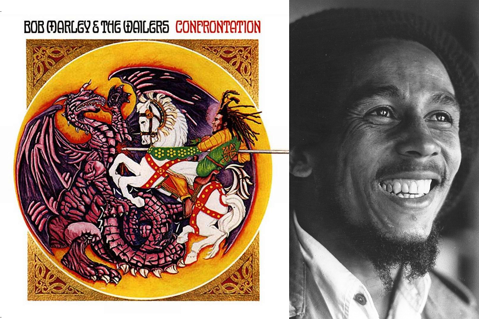 35 Years Ago: Bob Marley's Family Heads to Vaults for 'Confrontation'
