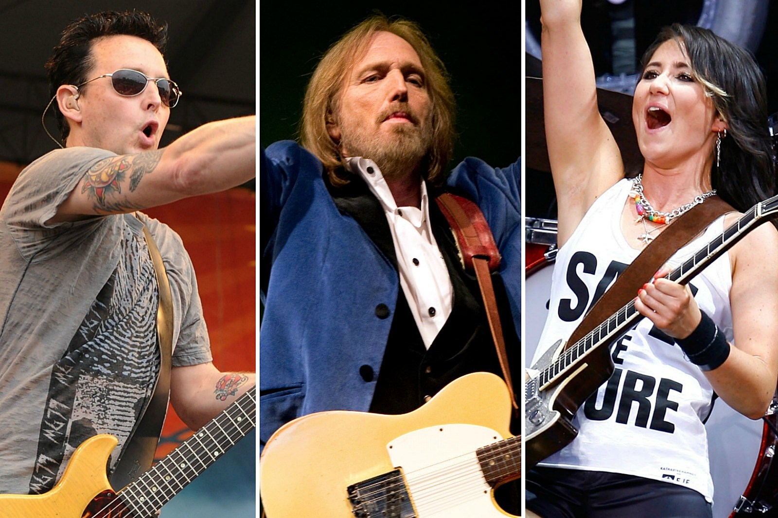 Mike Mccready Kt Tunstall Team Up For Tom Petty Cover