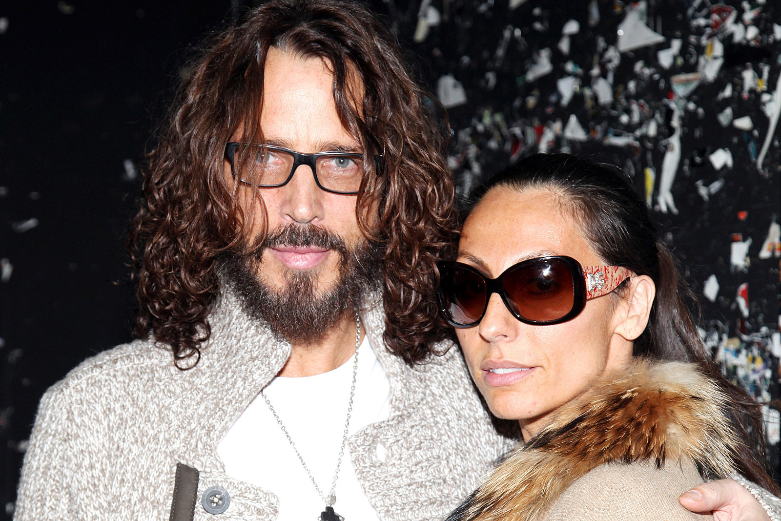 Chris Cornell's Widow Says Death Probe Led to 'Vile' Conspiracies | The Rock of Rochester