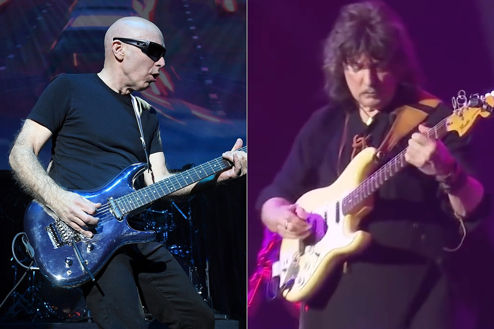Joe Satriani Responds to Ritchie Blackmore's Criticism