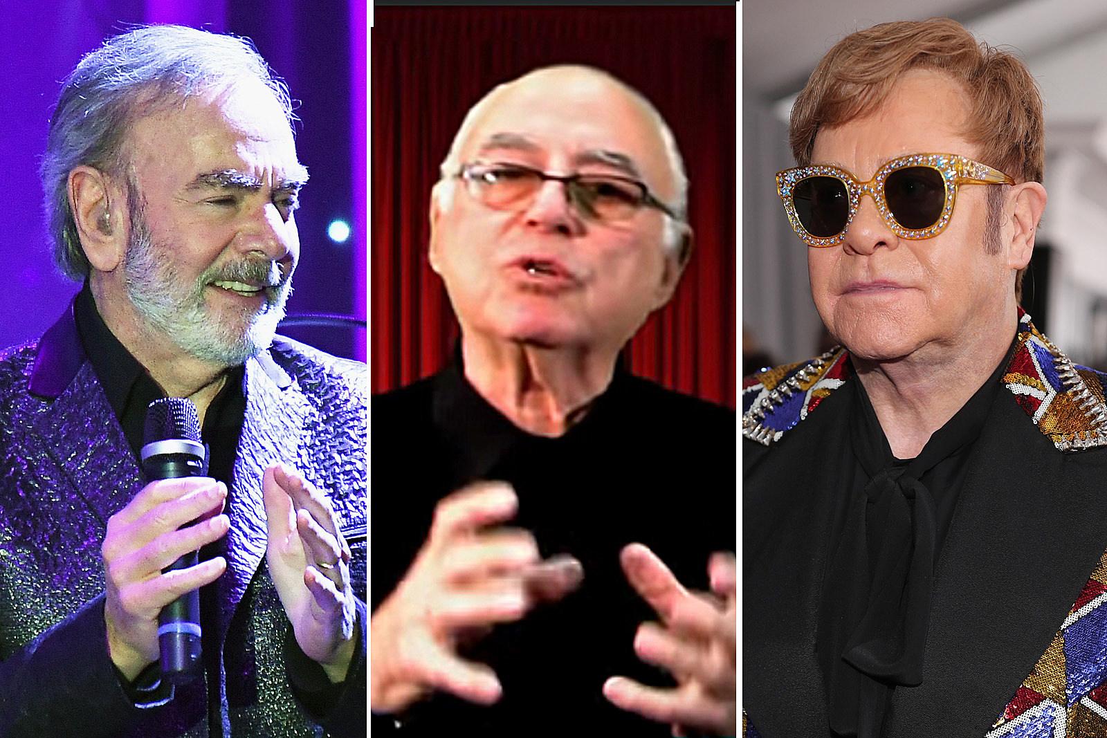 Watch Elton John Fail to Rap in New Commercial
