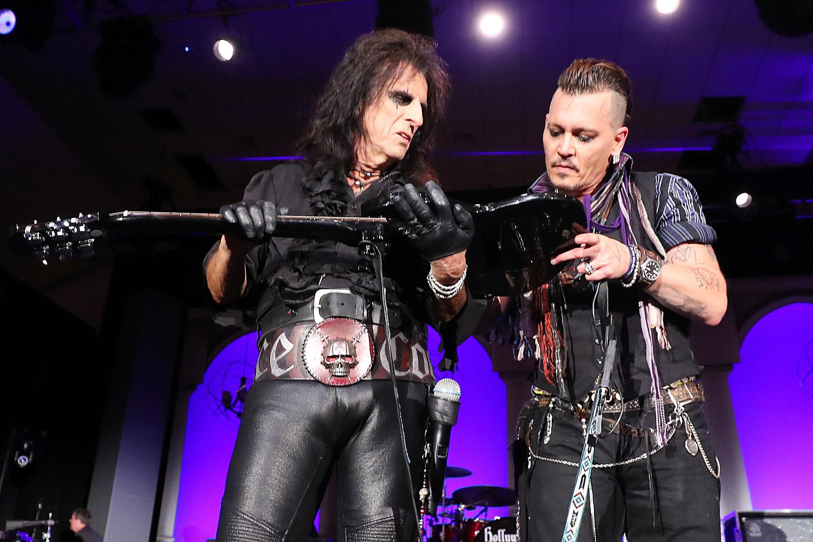 Hollywood Vampires Kick Off 2018 Tour – Set List, Videos